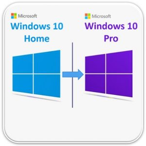 Windows 10 Home Pro Yükseltme Key